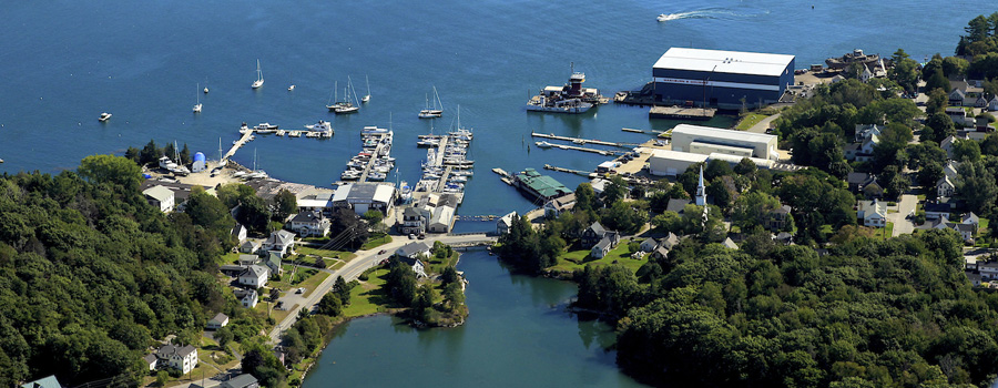 EAST BOOTHBAY MAINE